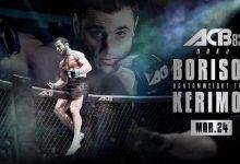 Uitslagen : ACB 83 : Baku