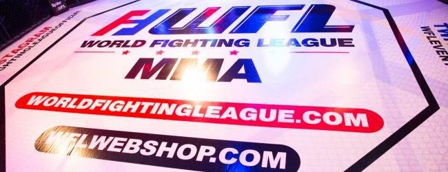 Dit is de line-up van World Fighting League MMA 2