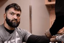 Heavyweightclash tussen Andrei Arlovski en Tai Tuivasa tijdens UFC 225 in Chicago