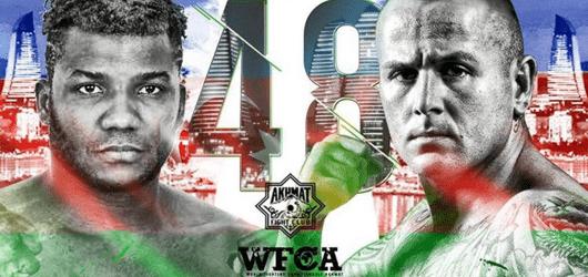 WFCA debuut voor Michael Kuiper op 4 mei tegen Oscar Sosa
