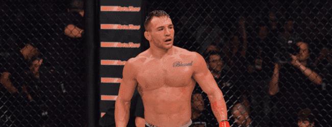 Michael Chandler beëindigt Bellator MMA contract in stijl