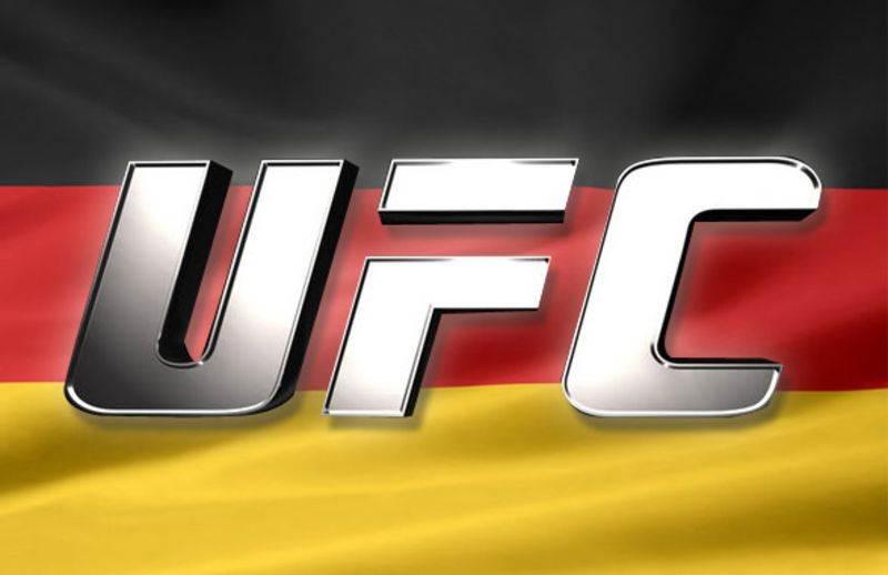 Ufc Deutschland