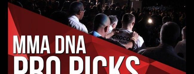 MMA DNA Pro Picks voor UFC Denver : De Randamie vs. Pennington