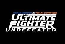 Amerikaans publiek start vanavond aan The Ultimate Fighter: Undefeated