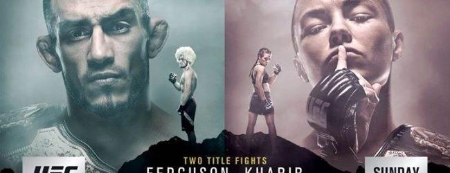 De meest bizarre week in de geschiedenis van de UFC