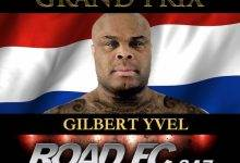 Video: Gilbert Yvel breekt arm van Mighty Mo in de eerste ronde.