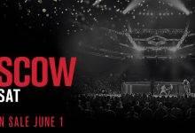 Voormalig Heavyweight Kampioen Andrei Arlovski treft Shamil Abdurakhimov tijdens UFC Moskou