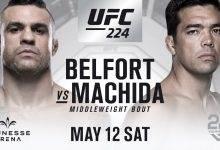 Machida beëindigd carrière van Belfort met schitterende karate trap