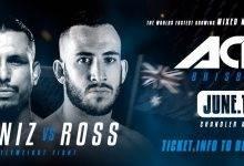 Twee nieuwe gevechten toegevoegd aan ACB 88 in Brisbane