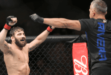 Jimmie Rivera vs. Cody Stamann toegevoegd aan UFC evenement op 15 juli in Abu Dhabi