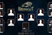Flyweight Kwartfinale Gerardo Fanny vs. Dzokhar Eskiev tijdens BYE 4 in Tolstoy-Yurt