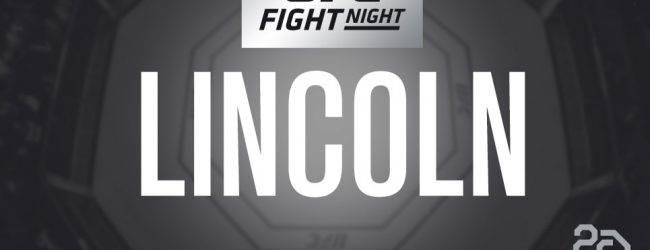 Markus Perez vervangt Antonio Braga Neto tegen Andrew Sanchez tijdens UFC Lincoln