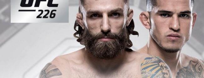Michael Chiesa en Anthony Pettis proberen het opnieuw tijdens UFC 226