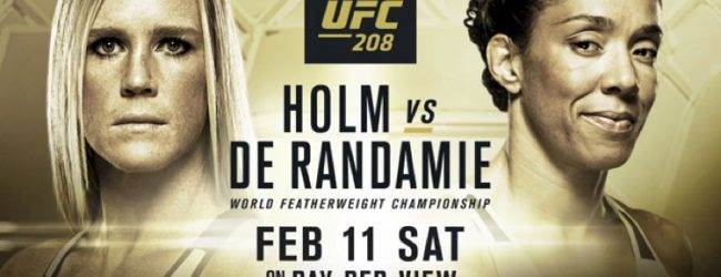 Holly Holm verkiest Bantamweight nog altijd boven Featherweight