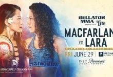 Uitslagen : Bellator 201 : Macfarlane vs. Lara