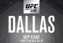 Irene Aldana vs. Lucie Pudilova lijkt laatste toevoeging voor UFC 228 in Dallas