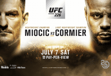 MMA DNA Pro Picks : UFC 226 Miocic/Cormier & Saki/Rountree Jr.