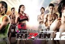 Uitslagen : RIZIN FF 12 : Aichi-Ken