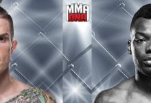 Erik Koch treft UFC debutant Dwight Grant tijdens UFC Milwaukee