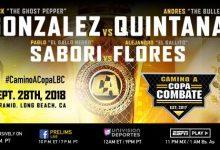 Uitslagen : Combate Americas 23 : Camino a Copa Combate