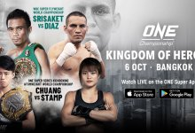 Uitslagen : ONE Championship 80 : Kingdom of Heroes