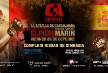 Uitslagen : Combate Americas 25 : La Batalla de Guadalajara