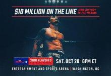 Uitslagen : PFL 2018 Playoffs : Event 3 (Welterweight & Middleweight)