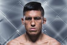 Enrique Barzola geblesseerd, vecht niet tegen Nad Narimani tijdens UFC Buenos Aires
