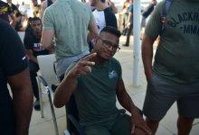 Geen succes voor Djamil Chan tijdens Brave CF 18 in Bahrein