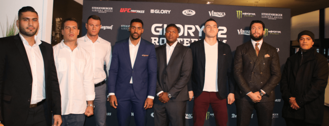 Totale schema Heavyweight Tournament GLORY 62 bekend