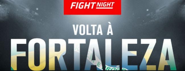 Drie nieuwe gevechten voor UFC Fortaleza inclusief Demian Maia vs. Lyman Good