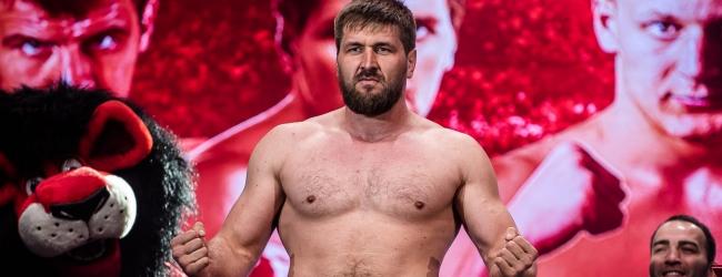 Vitaly Minakov keert na ruim vier jaar terug in de Bellator cage tegen Cheick Kongo
