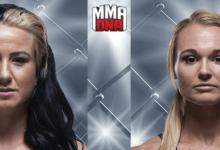 """Andrea Lee pakt """"short notice"""" gevecht tegen Ashlee Evans-Smith tijdens UFC Phoenix"""