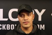 Glory 62 interview: Junior Tafa over zijn verlies van Ben Saddik