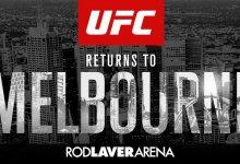 Jimmy Crute vs. Sam Alvey in Melbourne nadat beide tegenstanders uitvallen