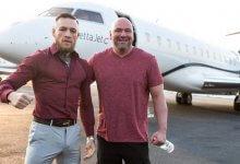 """Dana White : """"Conor McGregor vs. Frankie Edgar gaat absoluut niet gebeuren"""