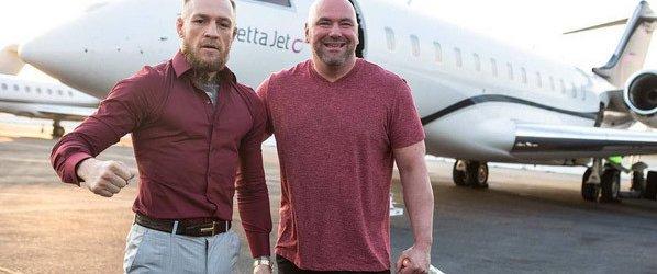 Conor McGregor in gesprek met UFC over gevecht in juli