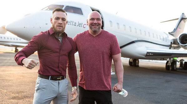 """Conor McGregor : """"Ik wil zo snel mogelijk terug keren in de Octagon"""""""