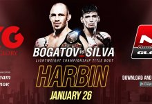 Uitslagen : M-1 Challenge 100 : Bogatov vs. Silva