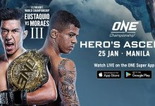 Uitslagen : ONE Championship 87 : Hero's Ascent