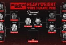 Bellator MMA maakt zich op voor Heavyweight World Grand Prix finale