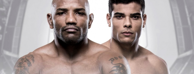 UFC trekt naar Miami, Florida met Yoel Romero vs. Paulo Costa als Main Event