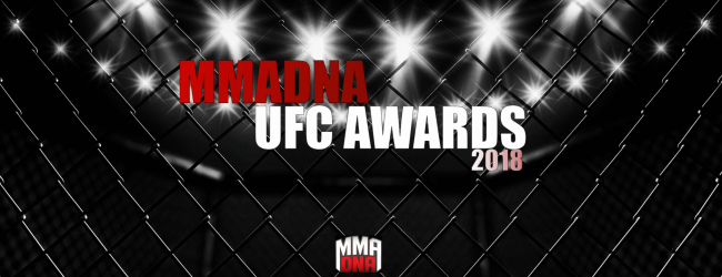 MMA DNA UFC Awards 2018 : De Uitslagen!!!