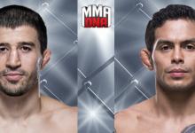 Rustam Khabilov vs. Carlos Diego Ferreira toegevoegd aan UFC Praag