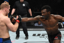 Dwight Grant pakt short notice partij tegen Chance Rencountre tijdens UFC Brooklyn