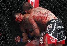 De bloederige partij tussen Jeremy Stephens en Estevan Payan