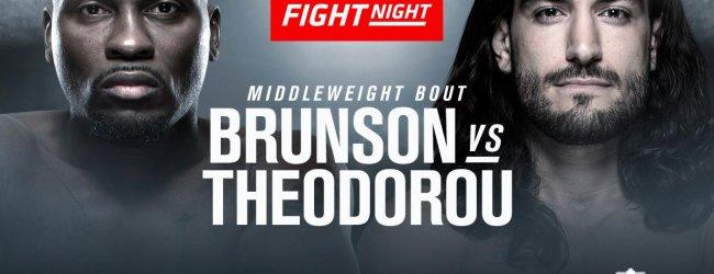 Zeven gevechten bekend gemaakt voor UFC Fight Night Ottawa in Mei 2019
