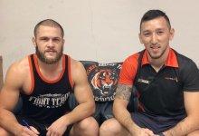 EXCLUSIEF: Rafael Fiziev treft Magomed Mustafaev tijdens UFC debuut in St.Petersburg