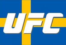 UFC keert op 1 juni terug naar Stockholm