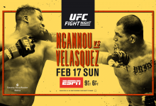 Ngannou vs. Velasquez: Knock-out of knieblessure?